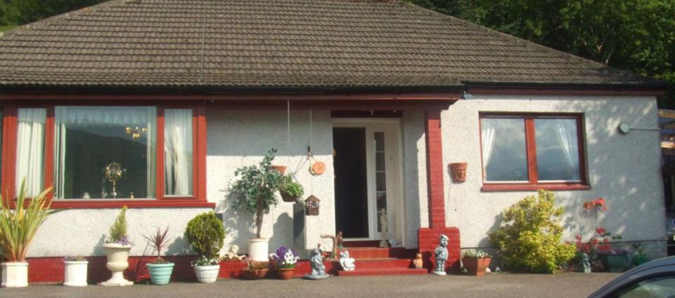 Alltonside Guesthouse in Fort William