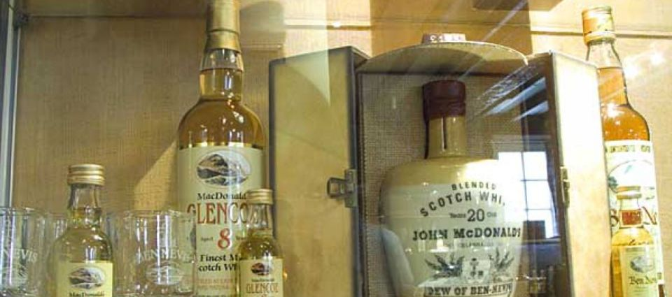 Quality Highland Malts and Blends