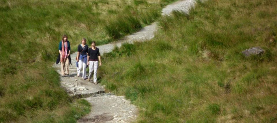 On the way to Steall Falls