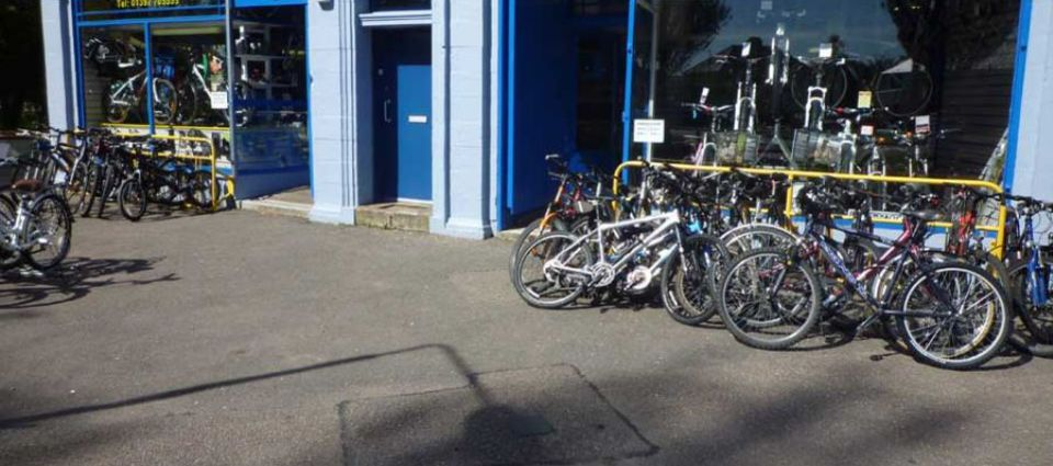 Nevis Cycles