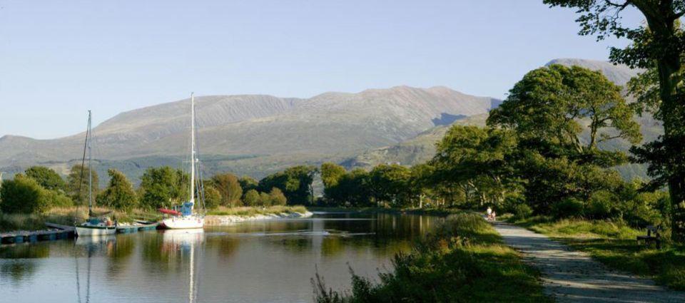 Caledonian Canal near Caol