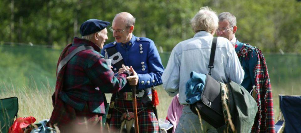 A Highland blether