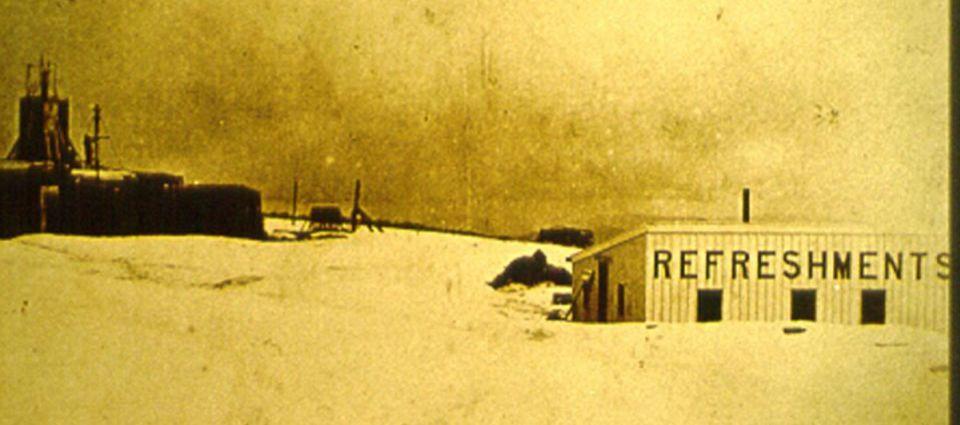 Ben Nevis summit and Hotel