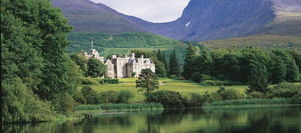 Scottish Castle Hotels In The Highlands