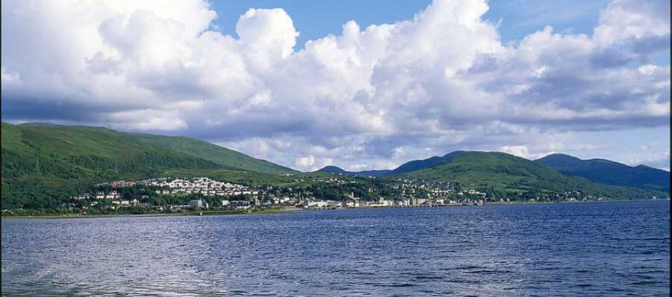 Fort William from Caol