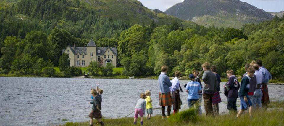 Loch Shiel at Glenfinnan