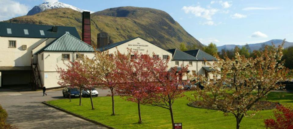The Ben Nevis Distillery