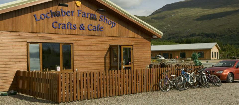 Lochaber Farm Shop and visitor centre