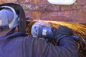 Experienced metal workers