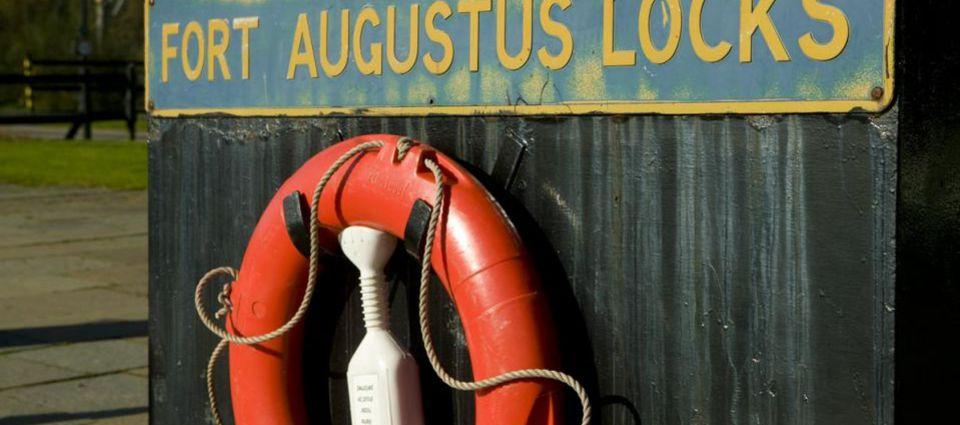 Fort Augustus Locks