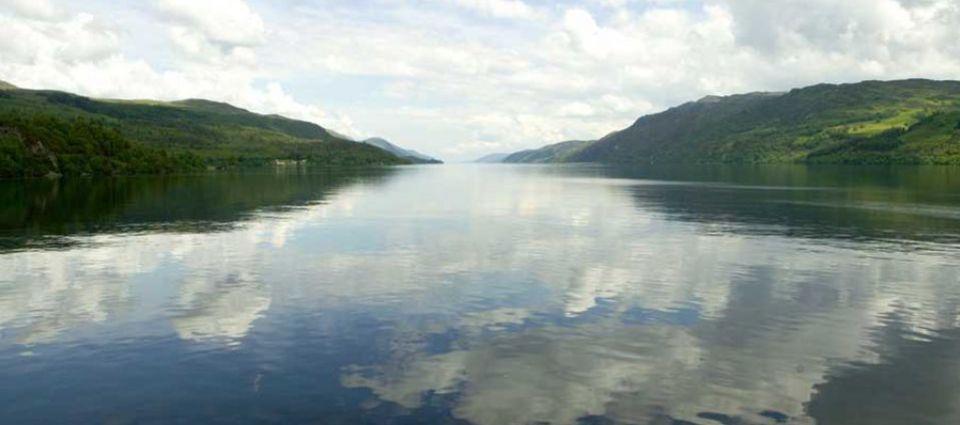 Loch Ness in the Great Glen
