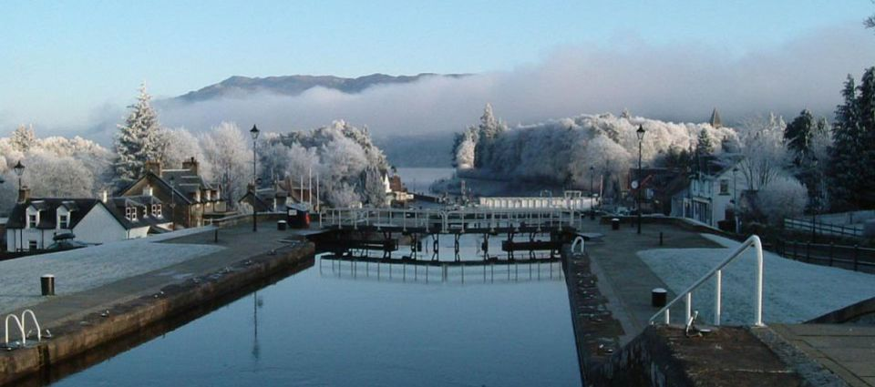 Winter time in Fort Augustus