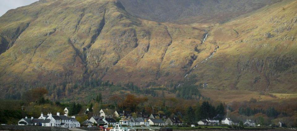 Ardgour village
