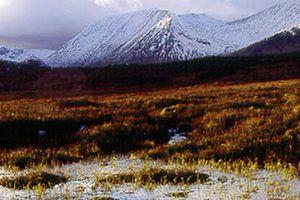 The wilds of Rannoch Moor