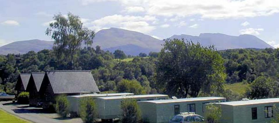 Gairlochy Holiday Park