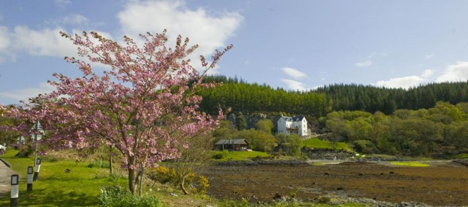 Salen village