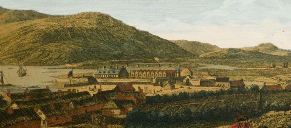 The Fort William Garrison