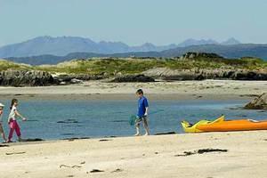 Fort William sea kayaking