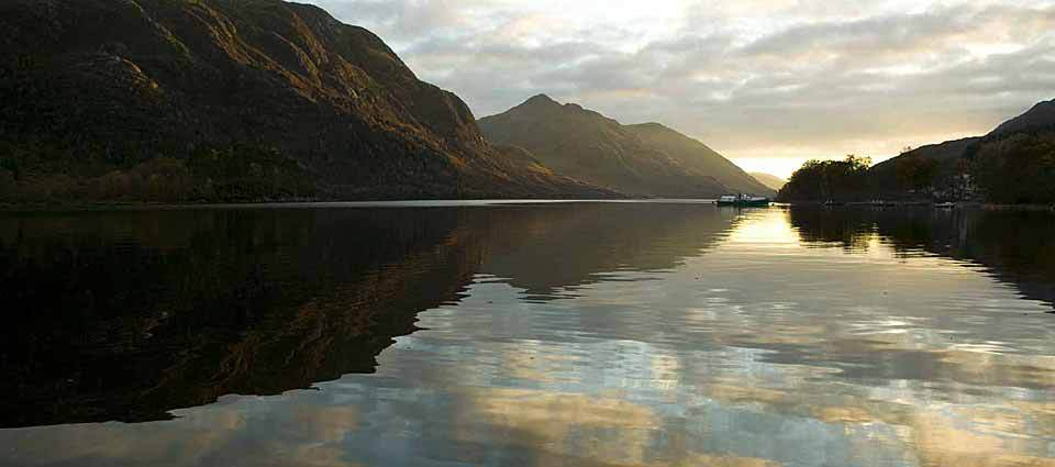 Magic Loch Shiel