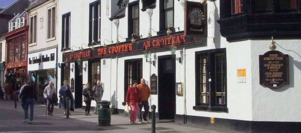 Fort William Pub Guide
