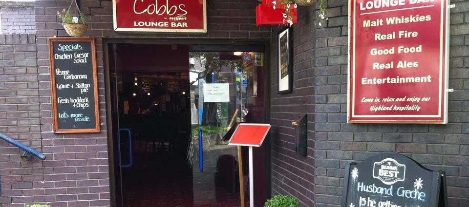 Cobbs Bar Fort William