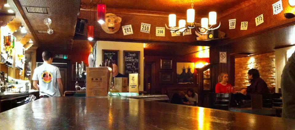 Grog and Gruel Pub