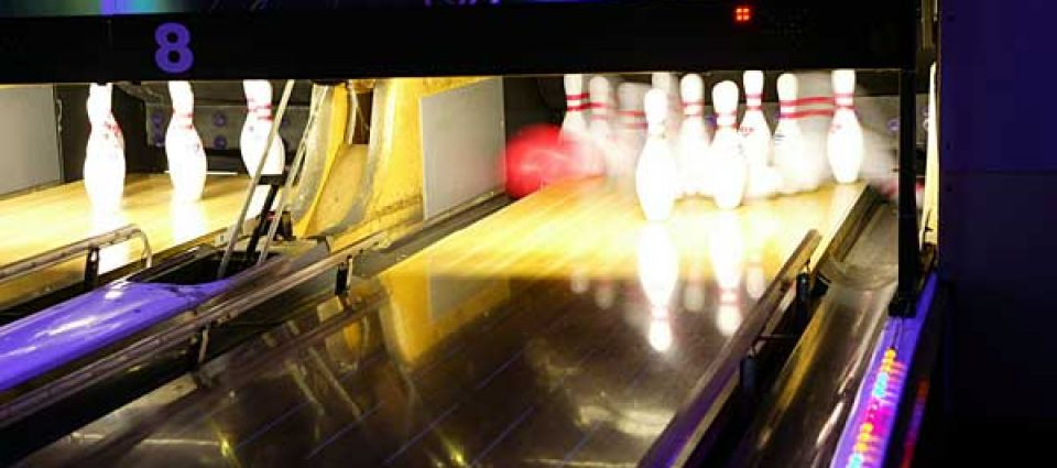 10 pin bowling Fort William