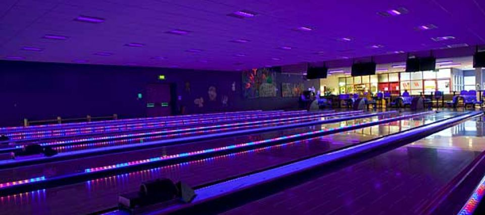 10 Pin Bowling alley Fort William