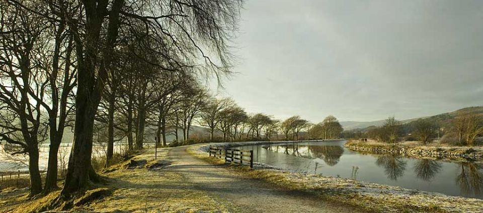 Canal Bank walk to Corpach