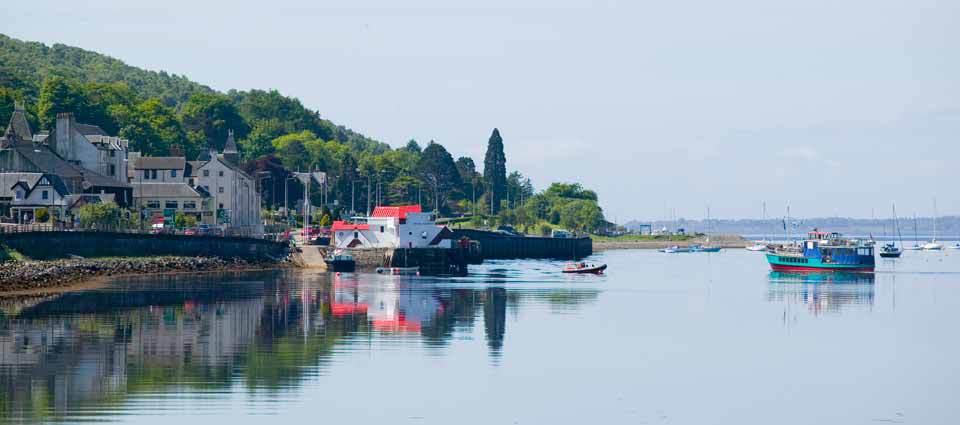 Tranquil Loch Linnhe