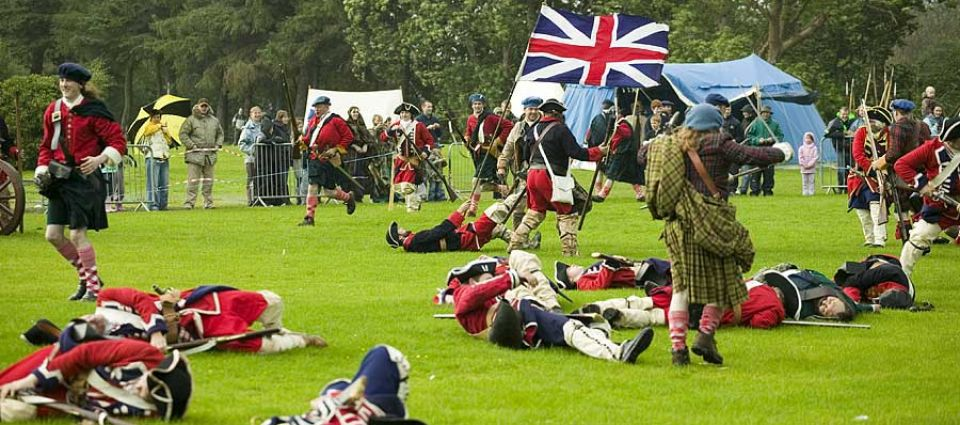 Great Bloody Battles