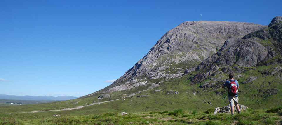 NTS Glencoe mountain walks