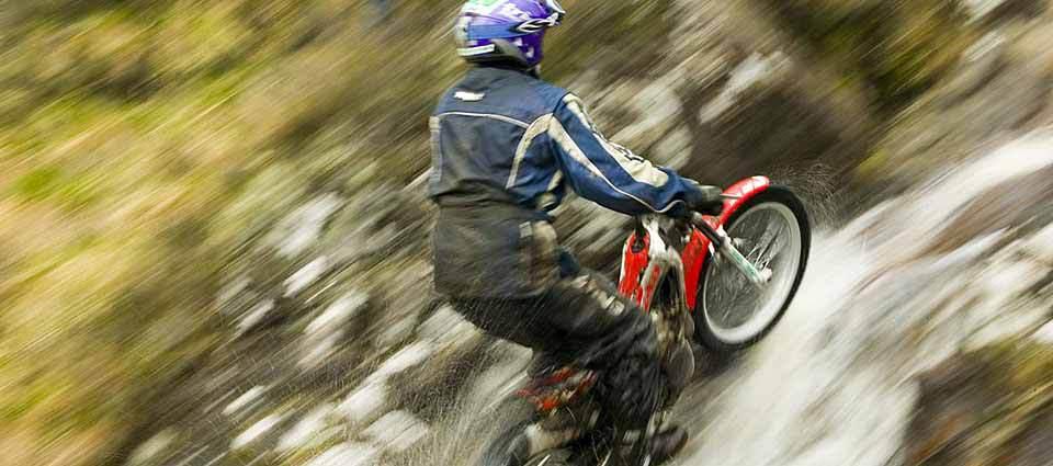 Local Motorcycle Trials Club