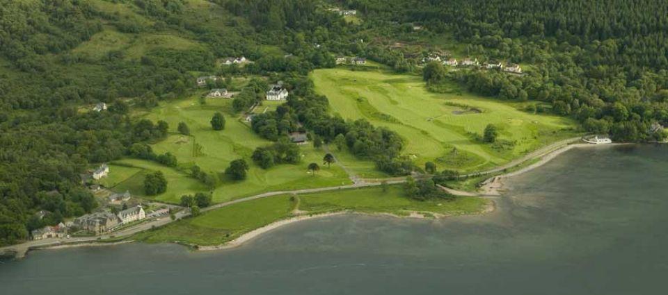 Golf in Glencoe
