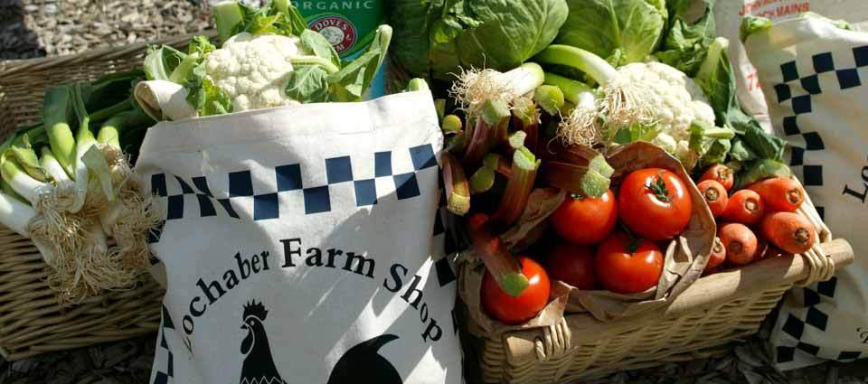 Fresh Produce from Lochaber