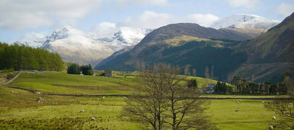 Estates in Lochaber and Cottages - Holiday Lettings - Holiday Rentals Lochaber