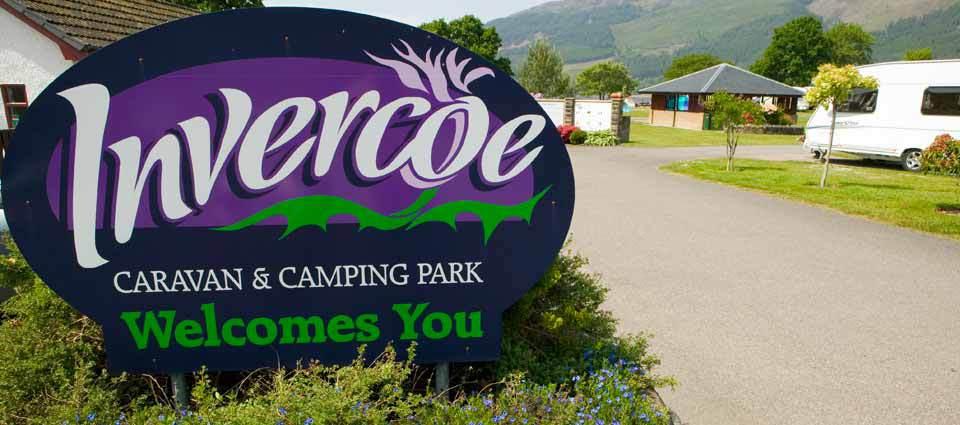 Invercoe Camping and Touring Park