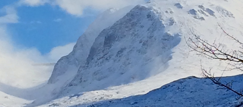 The North face of Ben Nevis