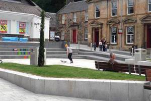 Cameron Square, Fort William