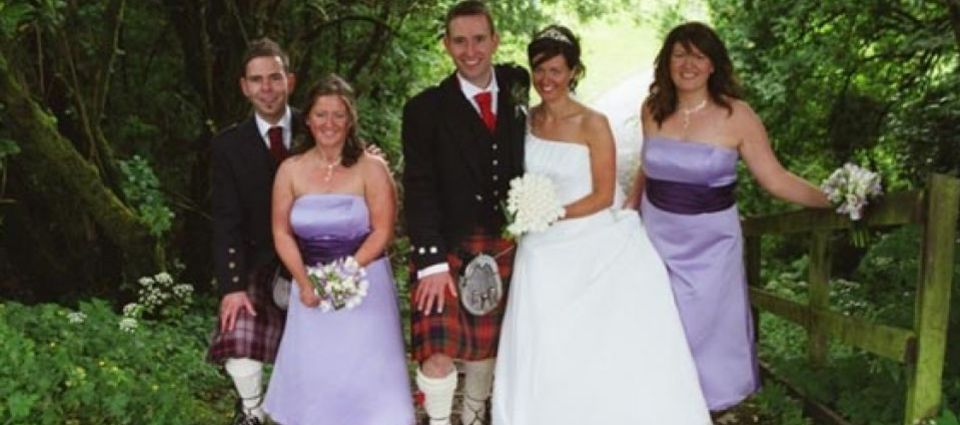 Wedding at The Moorings Hotel
