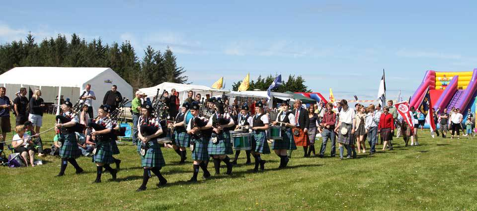 Lochaber Schools Pipe Band