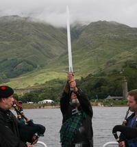Annual Special Cruise from Acharacle to the Glenfinnan Games (return). Departing Acharacle at 10.30am, Arriving Glenf...