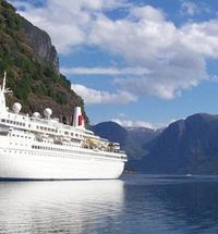 <b>Fred Olsen Cruise Lines</b> is bringing their beautiful cruise ship <b>Boudicca</b> to Loch Linnhe by Fort William...