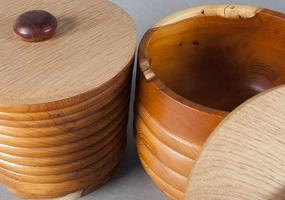 Hand turned special bowls