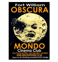 <b>This summer, cinema Obscura Mondo opens at the Lime Tree Gallery.</b>    <b>The cinema, which seats up t...