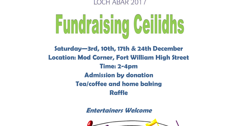 Large december ceilidh poster 2