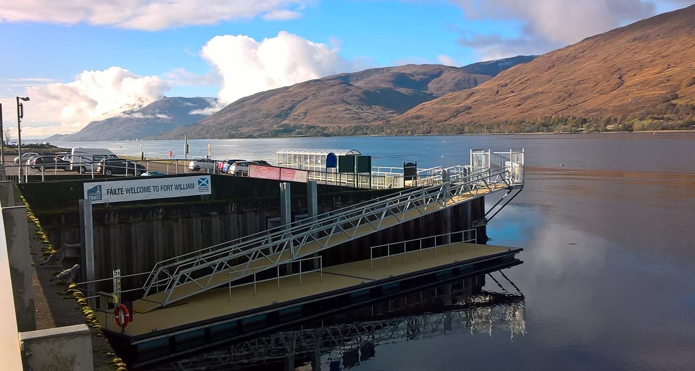 Large ftwm pontoon