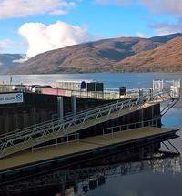 <b>Fred Olsen Cruise Liner <i>Black Watch</i> </b>will be visitingLoch Linnhe by Fort William and Ben Nevis.<br...