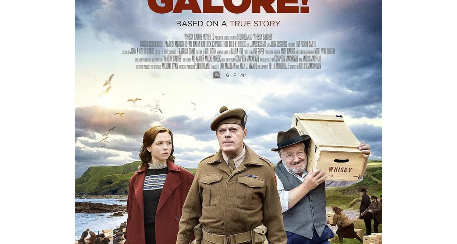 Large whisky galore