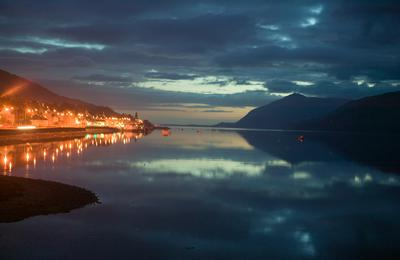 Fort William and Loch Linnhe